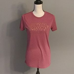 **3/$10** Star Wars Top Size Small